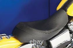 1996-2003 Harley Davidson Dyna Wide Glide Fxdwg Solo Seat Fast Free Shipping