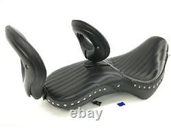2000-2006 Corbin STO-DT-E Dual Touring Heated Saddle Harley-Davidson Softail