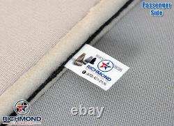 2001 Ford F150 Harley-Davidson -Passenger Side Bottom Leather Seat Cover Black