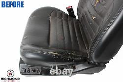 2002 F150 Harley-Davidson -Passenger Side Bottom Replacement Leather Seat Cover