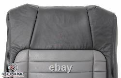 2002 F150 Harley-Davidson Super-Charged-Driver Side Lean Back Leather Seat Cover