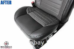 2002 Ford F150 Harley-Davidson-Driver Side Bottom Replacement Leather Seat Cover
