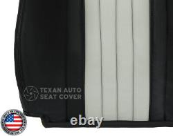 2003 Ford F150 Harley Davidson 4DR Driver Side Lean Back Vinyl Seat Cover 2 Tone