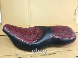 2004-07 Harley Davidson Road Glide Replacement Seat Cover-Custom Colors