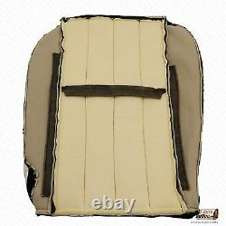 2005-2007 Ford F-250 Harley Davidson Driver/Passenger Bottom Leather Seat Cover