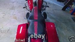 2008 09 Harley Davidson Road Glide replacement seat cover custom color available