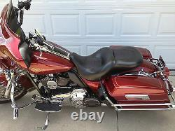 2008-13 Harley Davidson Touring Sundowner (SG Styling) Replacement Seat Cover