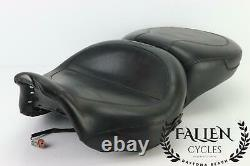 2008-20 Harley-Davidson Touring Road Glide MUSTANG HEATED SEAT 76653