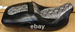2008 CVO SE Harley Davidson Electra Glide Ultra Replacement Seat Cover Custom