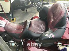2014-2020 Harley Davidson Electra Glide Ultra Replacement Seat Cover Kit-Custom