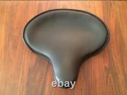 52004-25 Solo Seat Sattel Original Harley Für Panhead Starrahmen & Andere