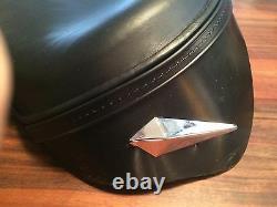 52006-47b Solo Seat Sattel Original Harley Für Panhead Starrahmen Knucklehead