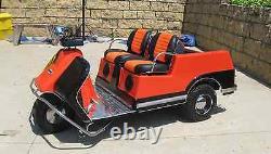 61-71Harley davidson golf cart replacement seat