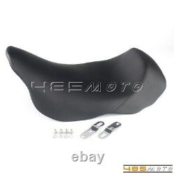 Bare Bones Solo Seat For Harley Touring Street Glide FLHX 08-20 Driver Cushion