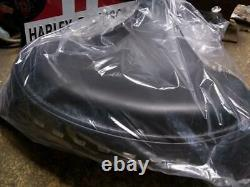 Harley 52006-47 NEW NOS Knucklehead Panhead Police Solo Seat Leather USA FACTORY