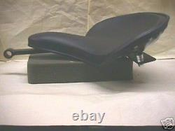 Harley Davidson Knucklehead Panhead Police Solo Seat Leather 52004-25 OEM NOS