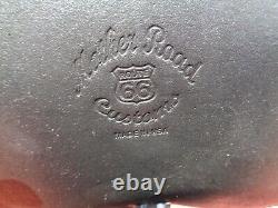 Harley Davidson Springer Solo Seat Heritage Softail Flsts Fatboy
