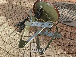 Harley Davidson WLC Flathead Tandem Seat with Footpegs Military (WLA WL WLD)