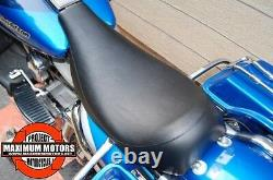 Harley Solo Seat Electra Ultra Touring Road Glide Flht Flhtcui Fltr 1996-2007