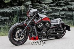 Harley-davidson Seat Fine Diamond For V-rod