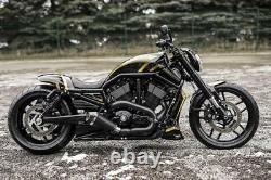 Harley-davidson V-rod Seat For Short Oval Rear Fender