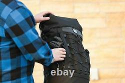 Kuryakyn Momentum Freeloader Duffle Sissy Bar Passenger Seat Rear Bag Harley
