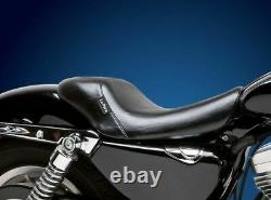 LePera BareBones Le Pera Bare Bones Solo Seat 07-09 Harley Sportster 3.3 Gallon