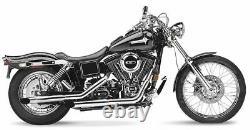 LePera Smooth Bare Bones Barebones Solo Seat 1996-2003 Harley Dyna Wide Glide