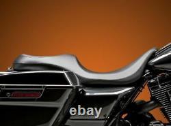 Le Pera LePera 2 Up Villian Seat 08-2019 Harley Touring Bagger Dresser LK-817