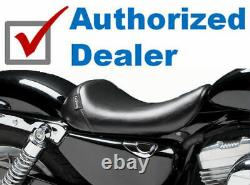 Le Pera LePera Bare Bones Solo Seat Harley Sportster 883 1200 3.3 Tank 2004-2020