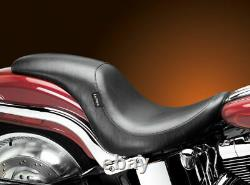 Lepera Silhouette 2up 2 Up Front Rear Driver Passenger Seat 00-17 Harley Softail
