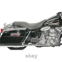Mustang Seats 76382 Daytripper 2 Up Seat Harley Electra Glide Road Glide 97-07