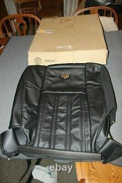 Nos 2004 Ford Truck F250 Harley Davidson Rh Rear Bench Top Leather Seat Cover