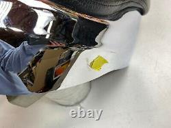 OEM 00-06 Harley CVO Softail Fatboy Chrome Solo & Cow Pillion Screamin Eagle