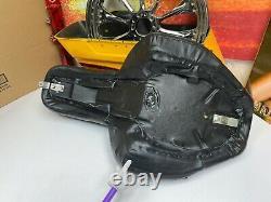 OEM 84-99 Harley Bad Boy Springer Softail Fat Boy Heritage Seat