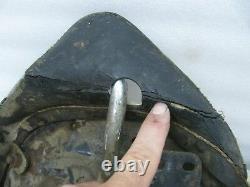 Original Harley Davidson Buddy Seat Knucklehead Panhead Flathead Shovelhead