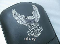 Original Harley Davidson King Queen Seat 52119-84 Softail chopper 1984 & up