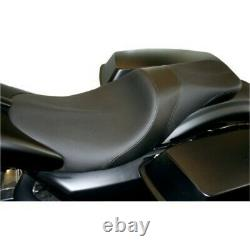 Paul Yaffe Stretched Tank 2-Up Seat For 97-07 Harley FLH Danny Gray STK07