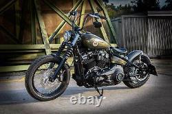 Ricks Harley-Davidson Softail M8 ab 2018 Solositz solo seat Bobber Montagekit