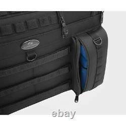 Saddlemen BR4100 Tactical Dresser Back Seat Bag Luggage for Harley Touring Model