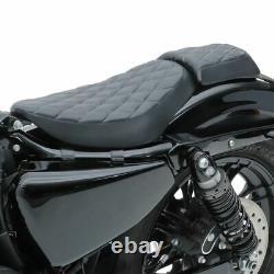 Sella Stile Rough Crafts Harley Davidson XL Seat Sportster 883 1200 Bobber